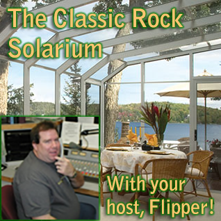 The Classic Rock Solarium, Sundays 8-10am Eastern